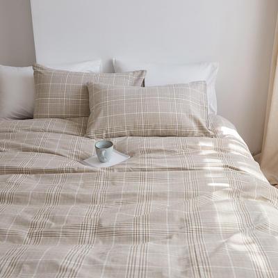 2020春夏新品水洗棉基础款2.0系列 标准床单款 诺卡