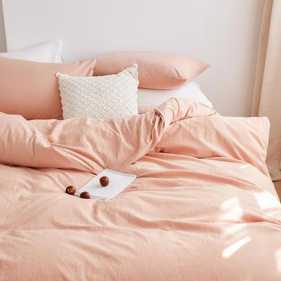 2020春夏新品水洗棉基础款2.0系列 标准床单款 豆蔻