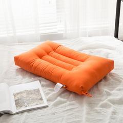一帆玩具七彩护颈枕 活力橙(48*47cm)