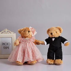 婚纱熊 30cm短裙款 3