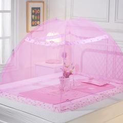 儿童婴儿蚊帐(动物世界140*80*80) 粉色