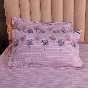 2019新款-全棉生态磨毛单品枕套
