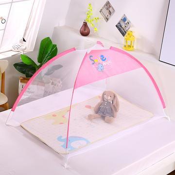 儿童婴儿宝宝免安装盖帐蚊帐 童话小屋