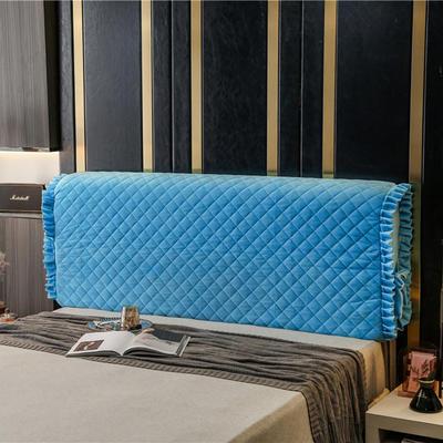 2020新款-意式轻奢款床头罩 小幸运系列 1.5米 小幸运 深蓝