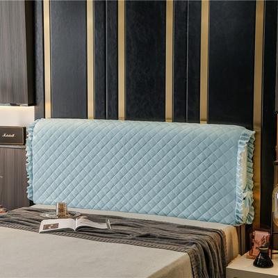 2020新款-意式轻奢款床头罩 小幸运系列 1.5米 小幸运 天蓝