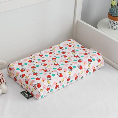 2019新款儿童乳胶枕 Kitty猫 44*27cm
