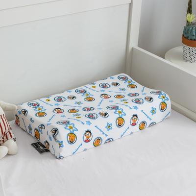 2019新款儿童乳胶枕 叮当猫 44*27cm