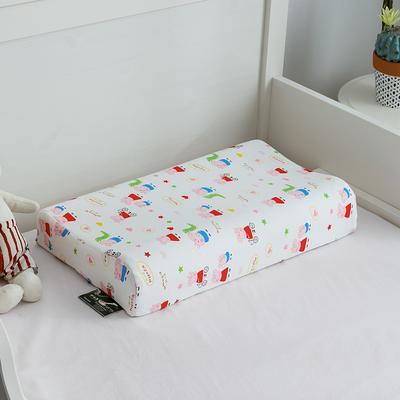 2019新款儿童乳胶枕 小猪佩奇 50*30cm