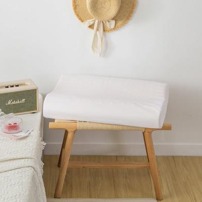 2019新款针织款颗粒乳胶枕-40*60cm 颗粒乳胶枕/裸芯加针织棉外套