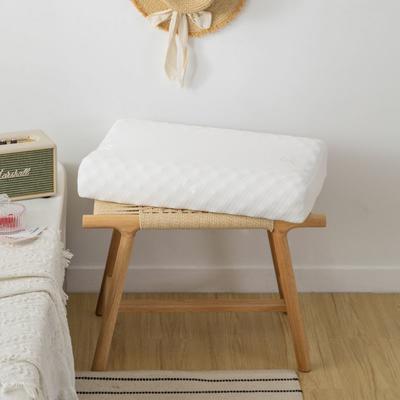 2019新款针织款琅琊乳胶枕-40*60cm 琅琊乳胶枕/裸芯加针织棉外套