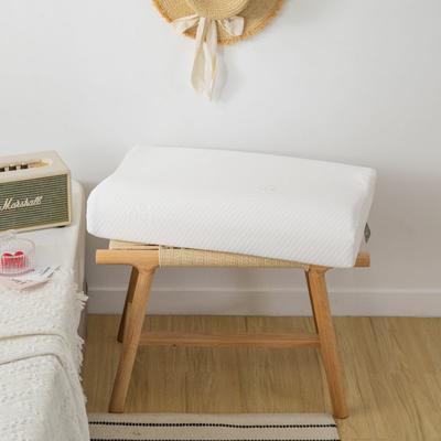 2019新款针织款平板乳胶枕-40*60cm 平板乳胶枕/裸芯加空气层内套