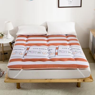 印花床垫系列 0.9x2m 都市节拍
