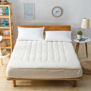 羊羔绒床笠式床垫系列