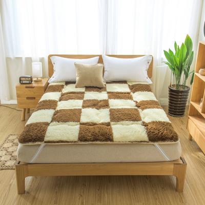 城辉床垫火山绒床垫 0.9*2m 米咖