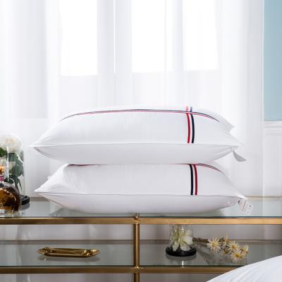 羽绒枕芯 枕芯枕头 48*74cm