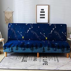 木木家纺 沙发床套 160-190cm 冰天雪地