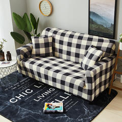 木木家纺  沙发套 单人位(90-140CM适用) 格调人生