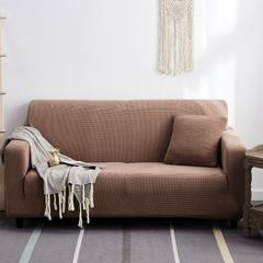 2019新款-玉米绒沙发套 抱枕套(45*45) 玉米绒-驼色