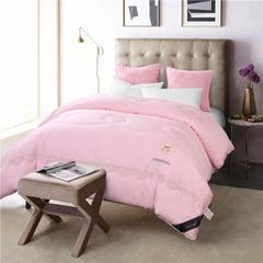 绣花工艺冬被-蒂芙尼COCO被 标准200*230 粉色
