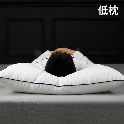 宜家云绒枕48*74/个 低枕