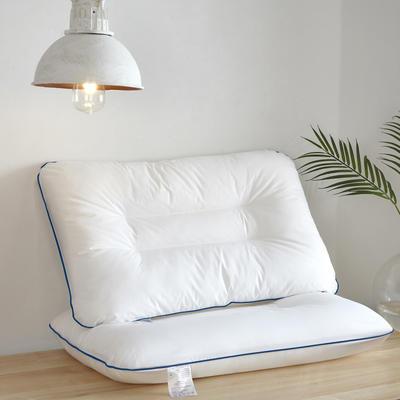 2021新款彩色磁石保健枕48*74(±2cm) 单边护颈枕