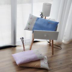 贴布绣宝宝枕 50x30cm