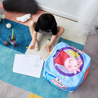 2018新款儿童懒人沙发 45*45*28cm 佩琪