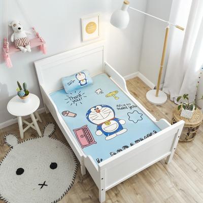 2019新款 婴儿冰丝席 60*120cm(2件套)枕套含荞麦芯 小叮当