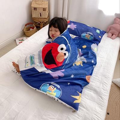 2019新款儿童睡袋(75*160) 太空芝麻
