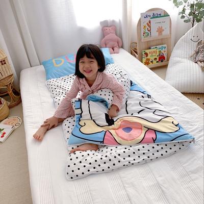 2019新款儿童睡袋(75*160) 唐老鸭