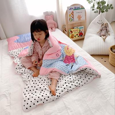 2019新款儿童睡袋(75*160) 小猪
