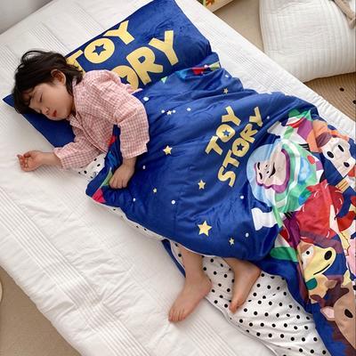 2019新款儿童睡袋(75*160) 总动员