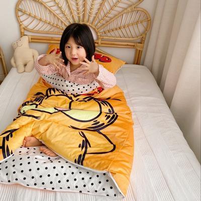 2019新款儿童睡袋(75*160) 加菲猫