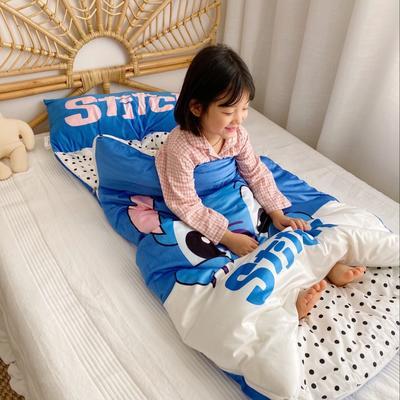 2019新款儿童睡袋(75*160) 小怪兽