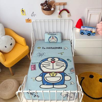 2020新款婴儿冰丝席2件套 枕套含荞麦芯 60*120 小叮当
