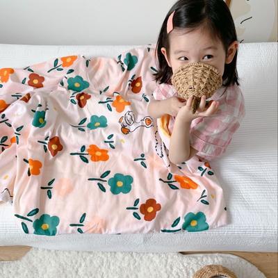 2020新款豆豆毯 80*120cm 小花