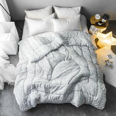 水洗棉清新冬被 150*200   4斤 雅韵