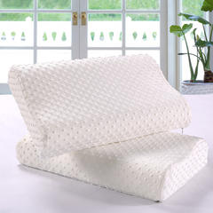 压泡记忆枕系列 白色(40x60cm)