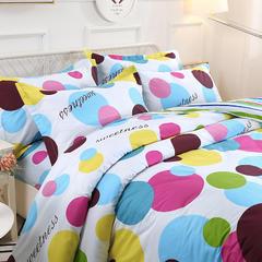 2018新款12868单品枕套系列 45CMX45CM/对 快乐糖果