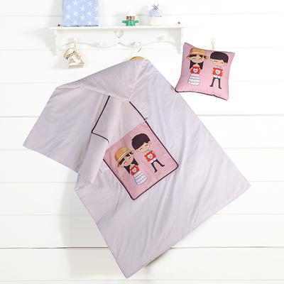 2020新款数码印花抱枕被系列 小号(40*40展开100*150cm) 结婚吧