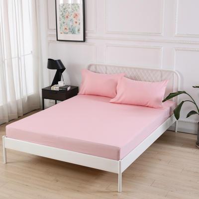 丽涵家纺  全棉13372纯色单品素色床笠 单件床笠 150cm*200cm 玉色