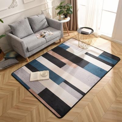 2019新款北欧印象风格硬质地毯 150*200 钢的琴