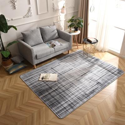 2019新款北欧印象风格硬质地毯 150*200 极简