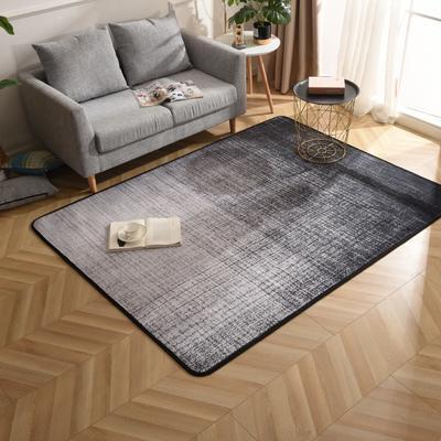 2019新款北欧印象风格硬质地毯 150*200 渐变