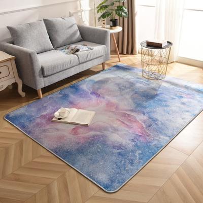 2019新款北欧印象风格硬质地毯 200*220 星空