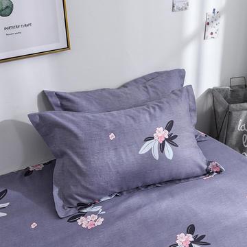 2019新品-斜纹活性磨毛单枕套
