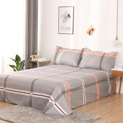 澳棉磨毛单件床单加厚植物羊绒贡棉暖阳棉床单接外贸单 200cmx230cm 迷恋阁
