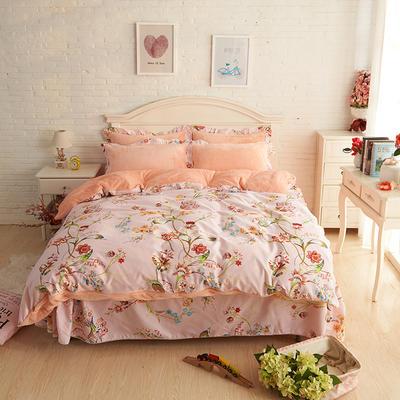 2019款 韩版法莱绒四件套加厚法兰绒套件 1.2m(4英尺)床三件套 盛夏光年
