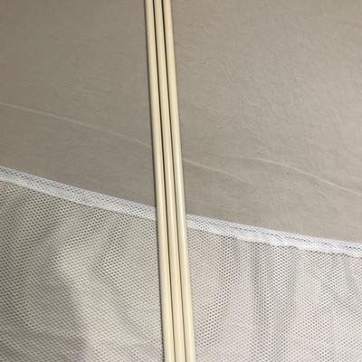 防摔蚊帐    风扇杆 1.2*2M床 风扇杆