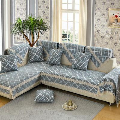 沙发垫 90*90 水立方